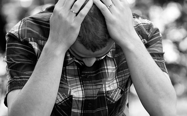 Photo By Sander van der Wel from Netherlands (Depressed  Uploaded by russavia) [CC BY-SA 2.0 (http://creativecommons.org/licenses/by-sa/2.0)], via Wikimedia Commons