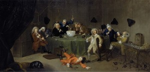 Photo William Hogarth [Public domain], via Wikimedia Commons