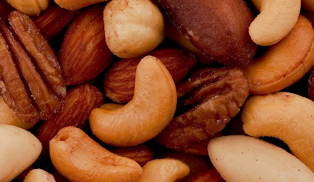 Roasting Decreases Potential Health Benefits of Nuts